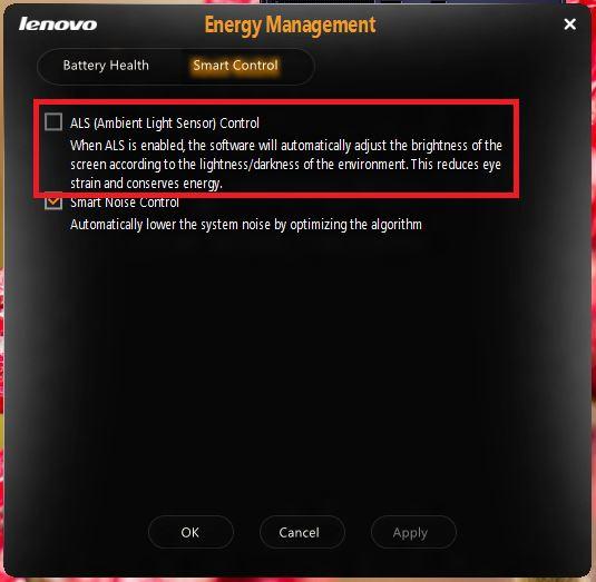 Windows 8 – Screen Brightness Problem   Ooiks's Blog